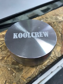 Koolcrew 60mm 2pc Grinder