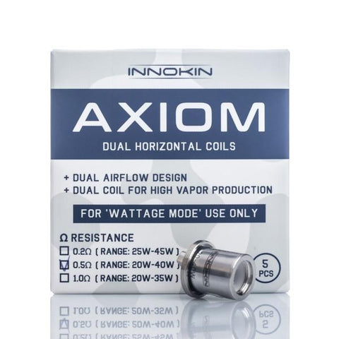 Innokin Axiom Replacement Dual Coil