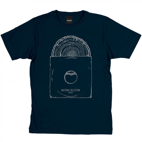 Dephect - Natural Selection T-Shirt Navy