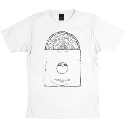 Dephect - Natural Selection T-Shirt White