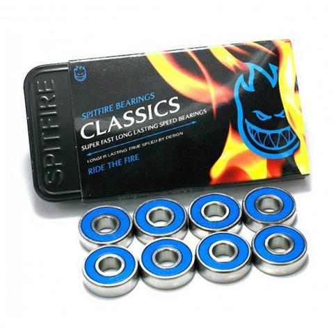 Spitfire Bearings Classic Blue 8 MM