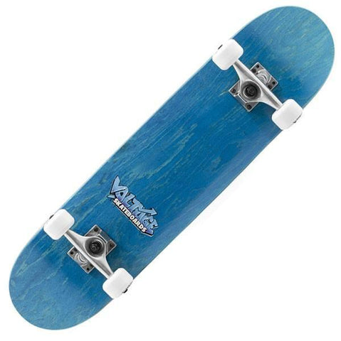 Voltage Graffiti Logo Complete Setup - Blue - 7.5