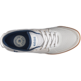 Etnies HELIX WHITE/NAVY/GUM Barney Page Skate Shoe