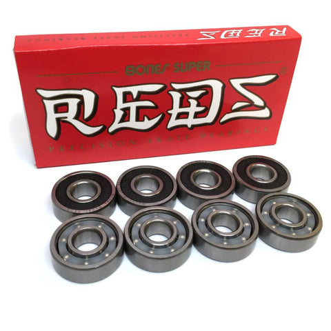 Bones Super Reds Bearings 8MM