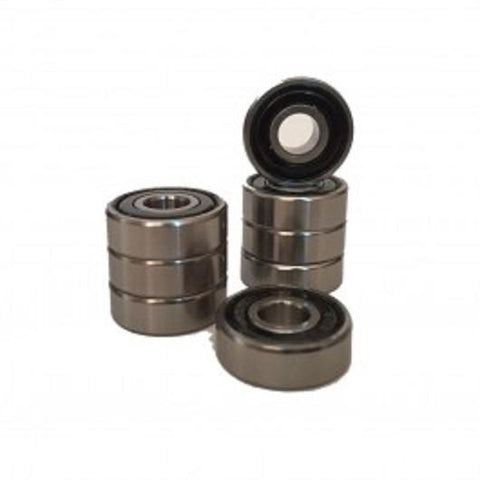 BUDGET BEARINGS ABEC 5 (BLACK)