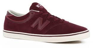 "New Balance ""Quincy Burgundy"" Shoe"