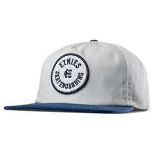 Etnies Tour Snap Back White/Blue