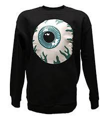 "Mishka ""Keep Watch"" Crewneck"