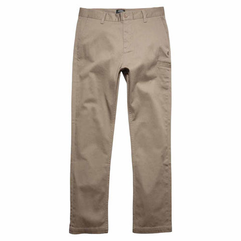 Etnies Essential Straight Chinos - Khaki