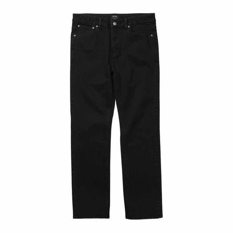 Etnies Essential Straight Denim Jeans - Black