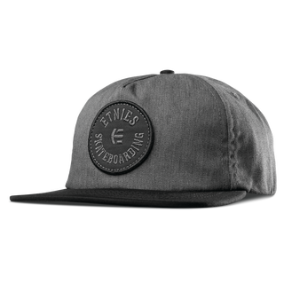 Etnies Tour Snap Back Black/Grey