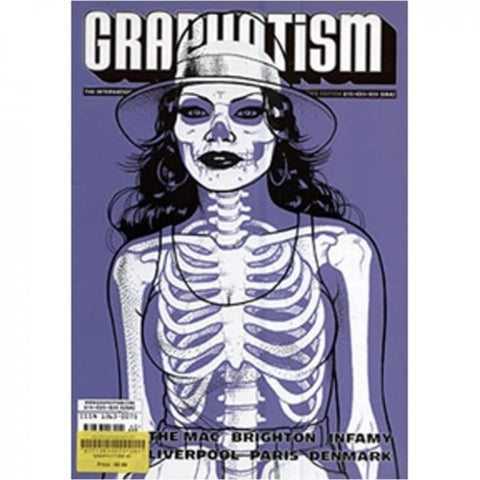 Graphotism Magazine Issue 40