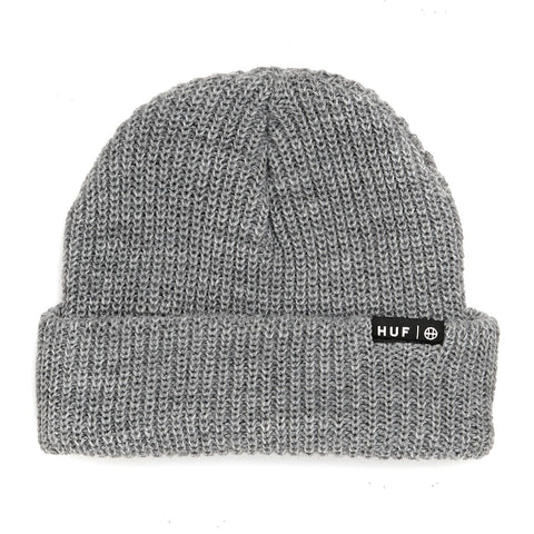 Huf - Usual Beanie OS Heather Grey