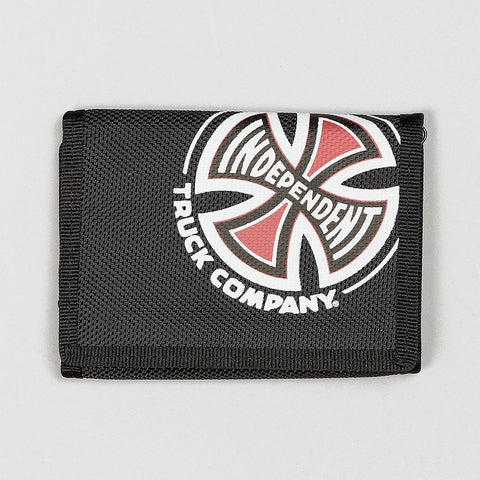 Independent Wallet Truck Co Wallet Black