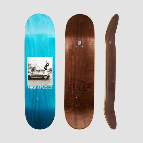 "Isle - Mike Arnold - 8.5"" - Blue"