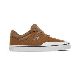 "Etnies ""Marana Vulc"" Shoe - Brown/White"
