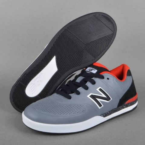 New Balance Logan 637 Grey/Red