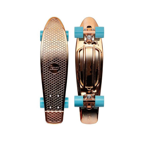 Penny Board - Solid Gold - 22