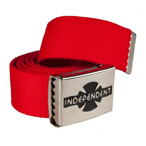 Independent Belt Clipped Cardinal