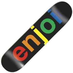 Enjoi Spectrum - Deck - 8.25
