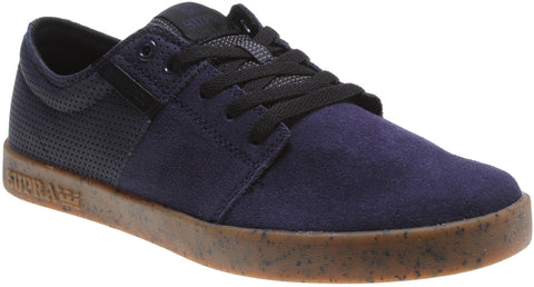 Supra Stacks II Shoe - Navy/Gum