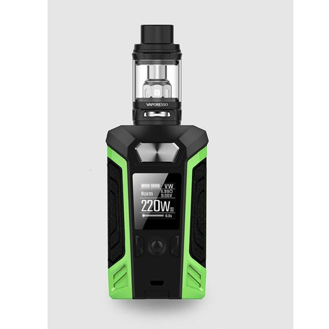 Vaporesso Switcher Kit With NRG Mini Tank Black/Green