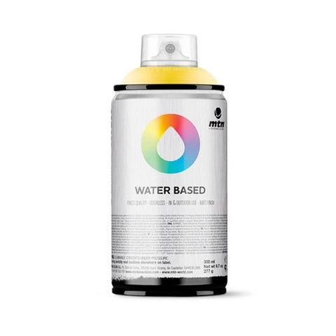 Water based MTN 300ml Spray Cans