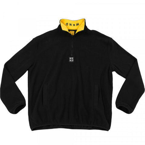 WKND - Greenwich Fleece - Black