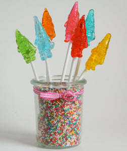 Garden Gnome Lollipops 8PCS