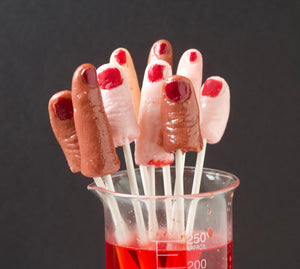 3D Severed Fingers / Halloween 8 PCS