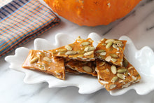 Pumpkin Seed Ancho Chili Cinnamon Brittle 1 pound or 1 1/2 pounds