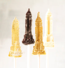 Empire State Building Lollipops - 8 PCS