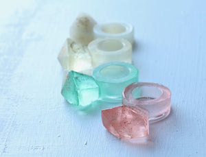 Candy Ring in a Box Candy 6 PCS Bridal Party Favors