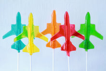 Large Plane Lollipops 8 PCS