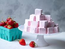 Strawberry Marshmallows 16 -60 PCS