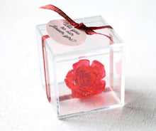 Rose Ring Pop in a Box 6 PCS
