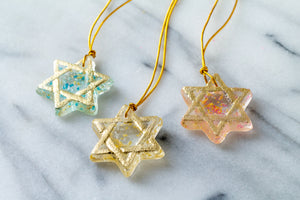 Star Of David Necklaces  Bar Bat Mitzvah Favors