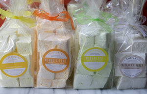 Fresh Lemon Marshmallows 16 -60 PCS