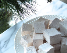 Christmas Spice Maple  Chai Vanilla  Holiday Marshmallows 16 pieces