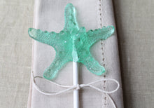 Star Fish Lollipops 12 PCS