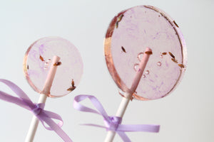 Healing Lavender Lollipops 8 PCS 2 sizes