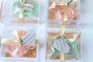 Ring in a Box Candy 6 PCS Bridal Party Favors