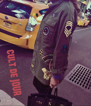 "The ""CdJ Angel"" Field Jacket - Cult de Jour"