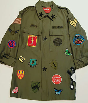 "The ""CdJ Olive Drab"" Jacket - Cult de Jour"