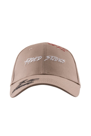Graffiti Baseball Cap - Faded Studios