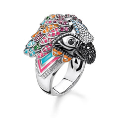 Parrot ring by THOMAS SABO