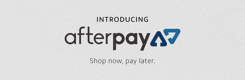 Afterpay Jewellery - Shop now, pay later.