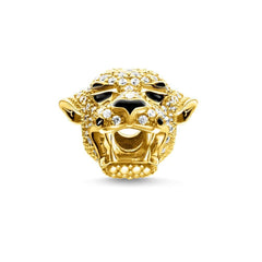 Gold Tiger Bead