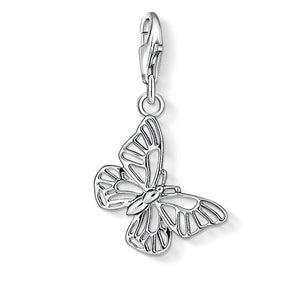 Butterfly Charm Pendant by THOMAS SABO