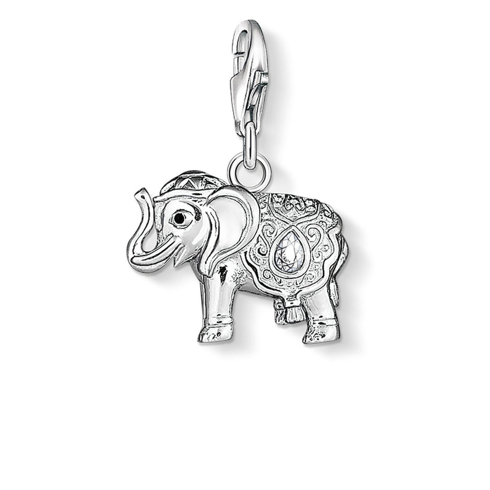 "THOMAS SABO Charm Pendant ""Indian Elephant"""